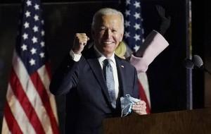 По прогнозам агентства, кандидат в президенты США от демократов набирает 69 512 303 голоса. Барак Обама в 2008 году набрал 69 498 516 голосов.