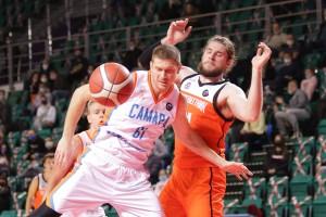 «Самара» спустя четыре недели «вернулась» в баскетбол