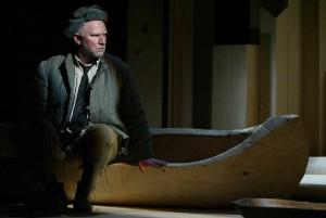 Главные роли в ней исполняют народные артисты Валерий Баринов и Игорь Ясулович.