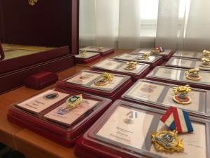 Награды получили жители Самарской области, которые внесли значительный вклад в развитие и укрепление губернии.