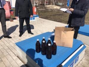 Общественники просят проверить качество бензина на самарских АЗС