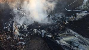 Авария произошла в районе поселка Чкаловский недалеко отЛюберец.