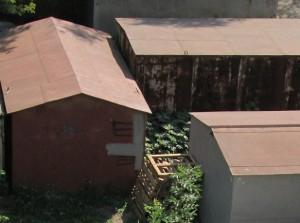 В центре Самары снесут около 50-ти незаконных гаражей и одну металлическую будку