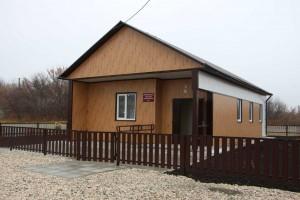 В селе Залесье Кошкинского района ФАП будет обслуживать 618 человек. В нем есть все условия для организации необходимой медпомощи жителям села.