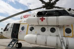 В Самару и Тольятти на вертолете эвакуировали 16 тяжелобольных пациентов