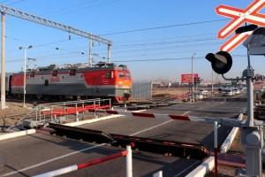 Железнодорожники регулярно проводят профилактические беседы с водителями, направленные на обеспечении безопасности на железнодорожных переездах.