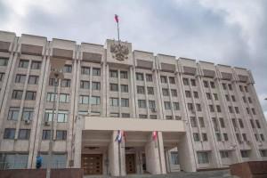 Виктор Кудряшов провел внеочередное заседание Правительства Самарской области.