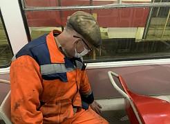 В МП «ТТУ» в полном объеме выходящий на линии подвижной состав – порядка 300 трамваев и 120 троллейбусов обогреют до конца текущей недели.