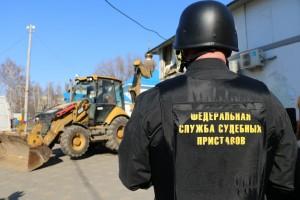 У жителя Самарской области из-за долгов арестовали трактор