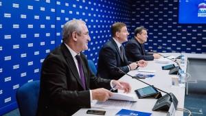 Единая Россия представила пакет дополнительных социальных поправок ко второму чтению федерального бюджета