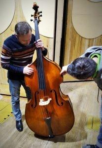 Новыйинструмент пополнил арсеналсимфонического оркестра Самарской филармонии в рамках нацпроекта «Культура».