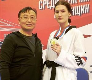 В Москве состоялся чемпионат России по тхэквондо.