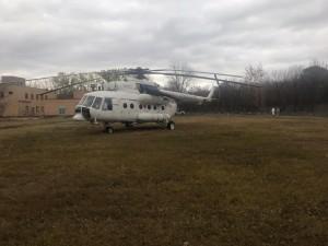 Всего за неделю служба санавиации эвакуировала и реанимобилями, и вертолетом 26 человек.