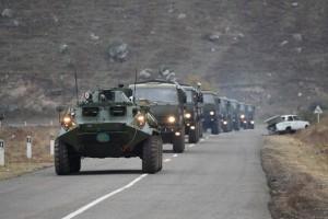 Основу российского контингента составят подразделения 15 отдельной мотострелковой бригады (миротворческой) Центрального военного округа.