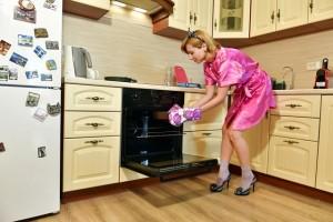 Даже при наличии у мужа высокой зарплаты российские женщины не хотят становиться домохозяйками