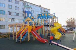 В Сызрани вандалы изуродовали тренажер и украли канаты