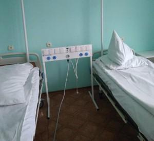 На следующей неделе на базе Большеглушицкой центральной районной больницы будет развернут инфекционный госпиталь на 70 коек.
