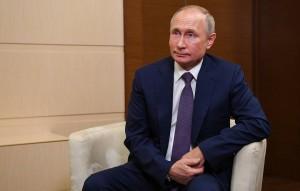 Пока сохраняется статус-кво, отметил российский президент.