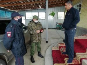 В Самарской области привлечено к ответственности более 150 нарушителей режима государственной границы