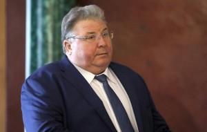 """Владимир Волков в своем обращении отметил, что """"нужно давать дорогу молодым""""."""