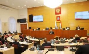 17 ноября прошло заседание Совета Самарской Губернской Думы. Депутаты обсудили 14 вопросов повестки.