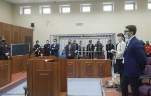 Адвокат заключенного Евгения Макарова сообщила, что 11 фигурантов дела получили реальные сроки.