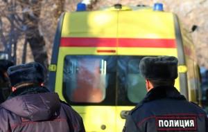 В результате инцидента умерла 15-летняя девушка, 17-летнего юношу госпитализировали.
