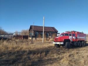 Для ликвидации пожара привлекались 13 человек и5 едиництехники.