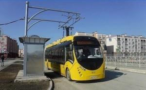 В Самаре электробус вернется на маршрут №108