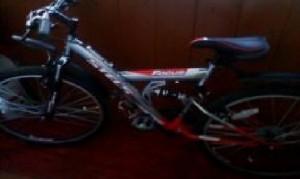 В Тольятти из подъезда украли велосипед