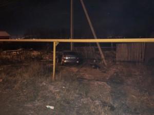 В Самаре автомобилистка врезалась в ЛЭП, погиб человек