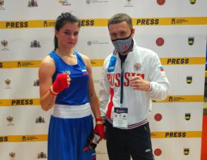 В финале она уступила сопернице из Румынии.
