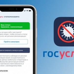 Минцифры запустило приложение для отслеживания контактов заражённых Covid-19