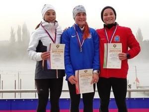 У спортсменов Самарской области 4 медали.