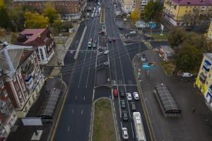 По итогам реализации национального проекта «Безопасные и качественные автомобильные дороги» Самарская область вошла в тройку регионов-лидеров.