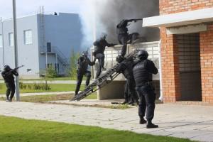 ОМОН Тольятти отпраздновал очередную годовщину со дня сформирования