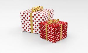 Новогодние подарки коллегам будут дарить в два раза реже, чем в прошлом году