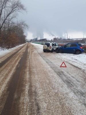 В Тольятти в ДТП пострадала женщина