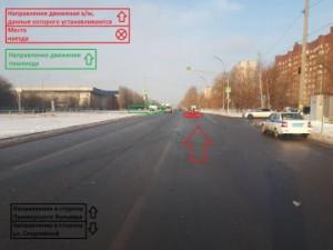 Полицейские разыскивают водителя, который скрылся с места ДТП в Тольятти