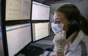 """Это """"позволит централизовать звонки в колл-центрах субъектов, организовать их оперативную маршрутизацию - поликлиники, станции скорой помощи, другие службы""""."""