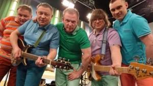 Апухтин играл в группе с 1991 года.