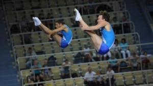 Тольяттинский батутист - чемпион России