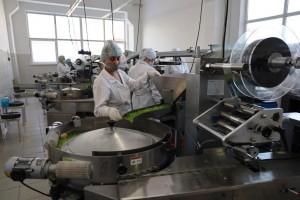 На производственной площадке существенно сократились временные затраты и простои, в итоге – выросла выработка.