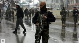 По предварительной оценке, целью атаки мог быть ехавший перед дипломатической машиной пикап афганских сил безопасности.