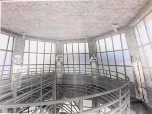 В самарском музее появится смотровая площадка с видом на Струковский сад и Проран