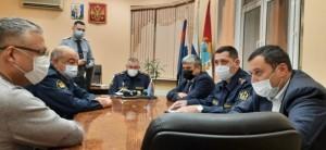 1 декабря, в здании УФСИН СОпрошло совещание под председательством депутата Госдумы РФАлександр Хинштейна.