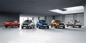 По традиции первое место по продажам заняли модели семейства LADA Granta с результатом в 14 540 автомобилей.