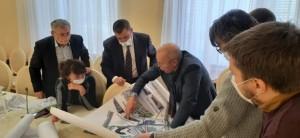 Александр Хинштейнпровел совещание по текущим проблемам Самарского филиала Третьяковки. Обсудили работы по благоустройство прилегающей территории