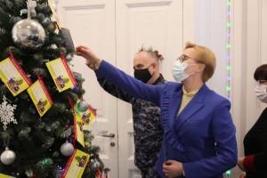 В Самаре состоялось торжественное открытие благотворительной акции Ёлка желаний»