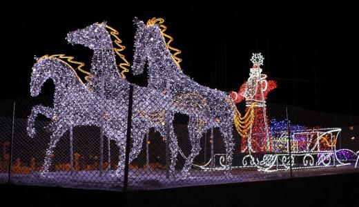 Массовых новогодних гуляний в Самаре не будет